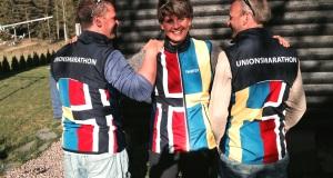 Unionsmarathon vest
